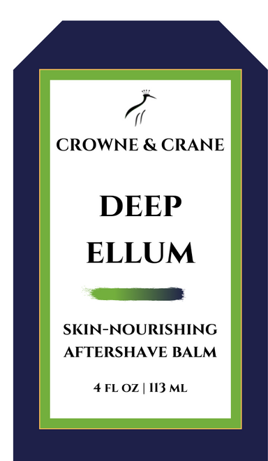 DEEP ELLUM AFTERSHAVE BALM