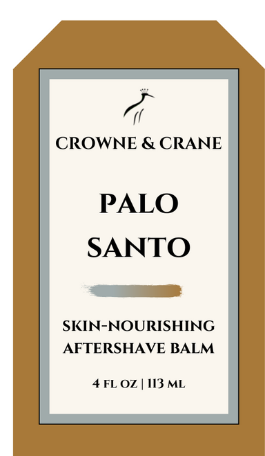 PALO SANTO AFTERSHAVE BALM