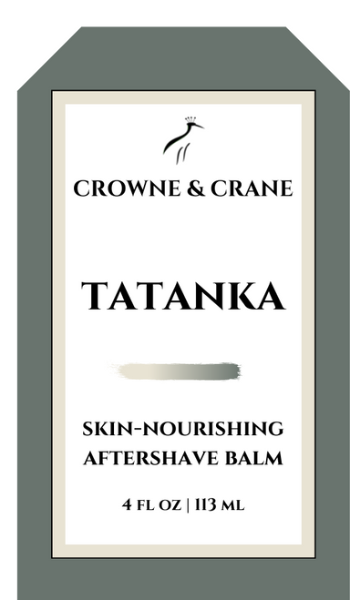 TATANKA AFTERSHAVE BALM