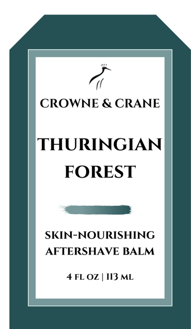 THURINGIAN FOREST AFTERSHAVE BALM