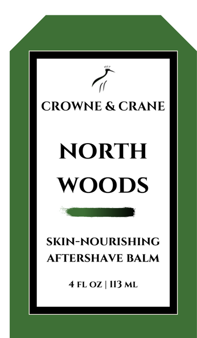 NORTH WOODS AFTERSHAVE BALM