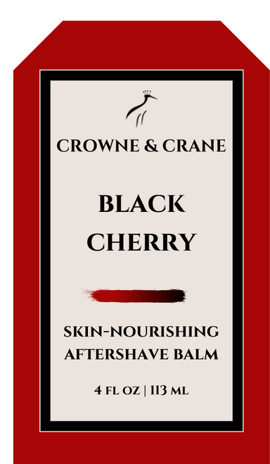 BLACK CHERRY AFTERSHAVE BALM