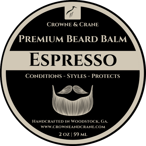 ESPRESSO CONDITIONING BEARD BALM - 2 OZ