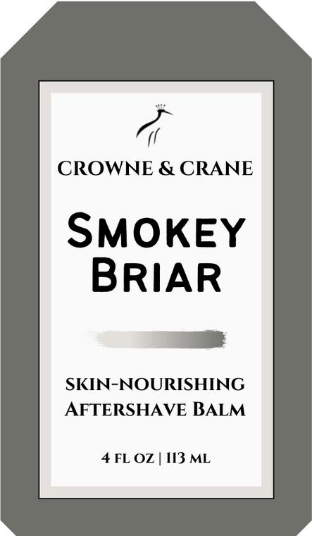 SMOKEY BRIAR AFTERSHAVE BALM