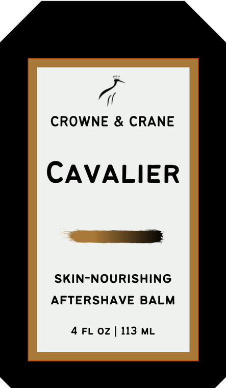 CAVALIER AFTERSHAVE BALM
