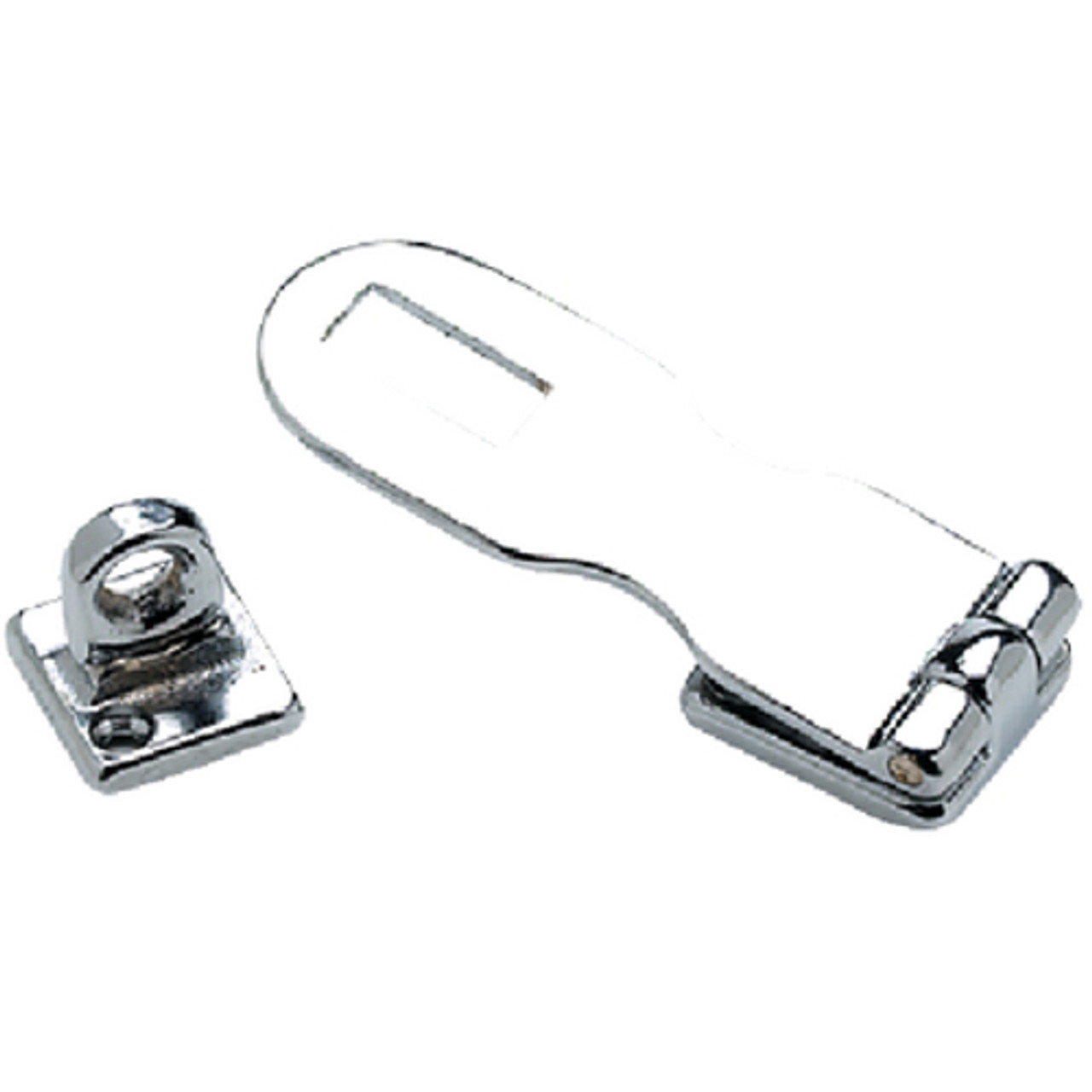 6 Inch Triple Chrome Plated Brass Grab Handle for Boats RVs and More