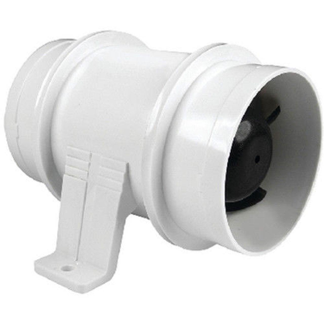 4 Inch Intake and Exhaust 240 CFM Ventilation Bilge Blower for Boats