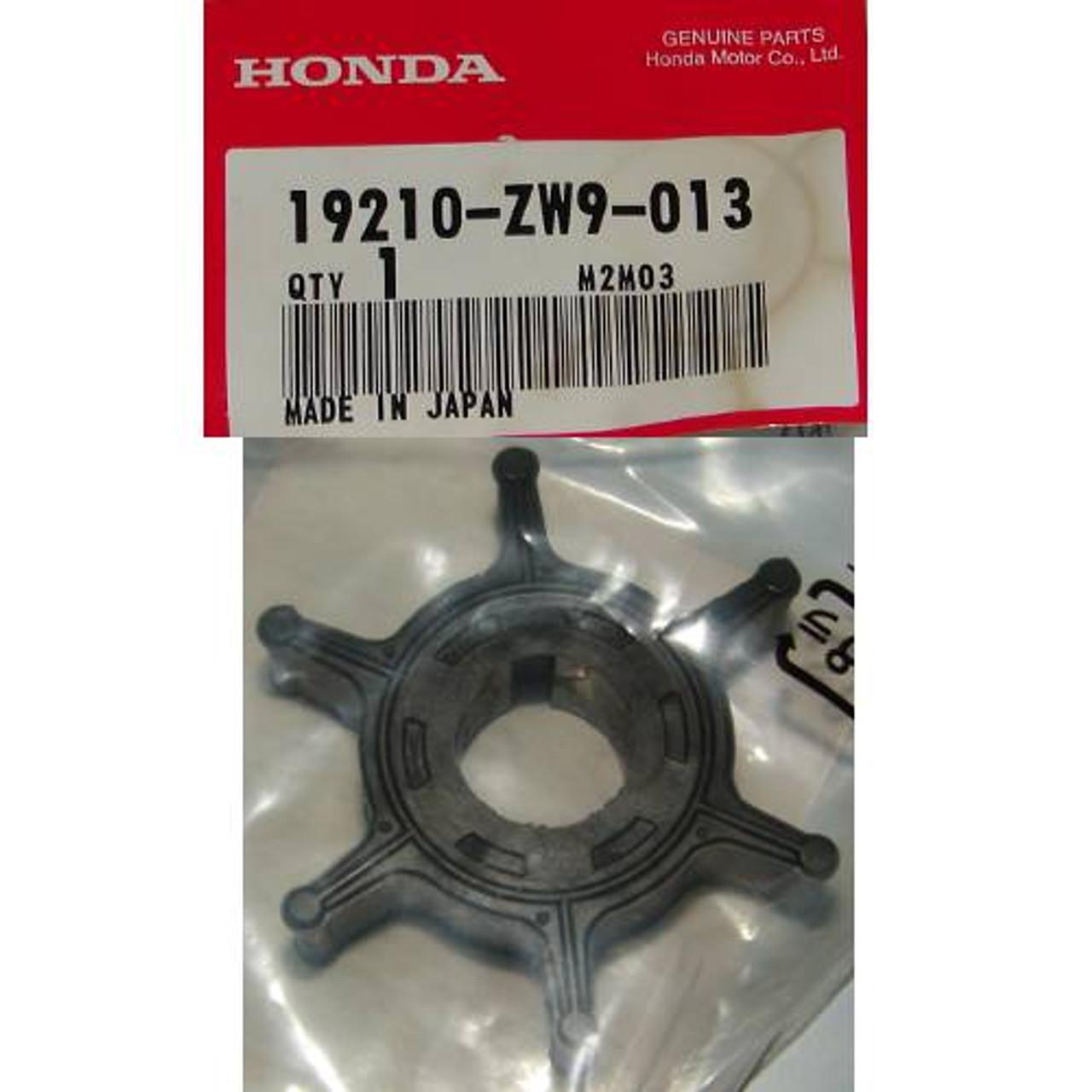 19210-ZW9-013 Honda Marine Water Pump Impeller