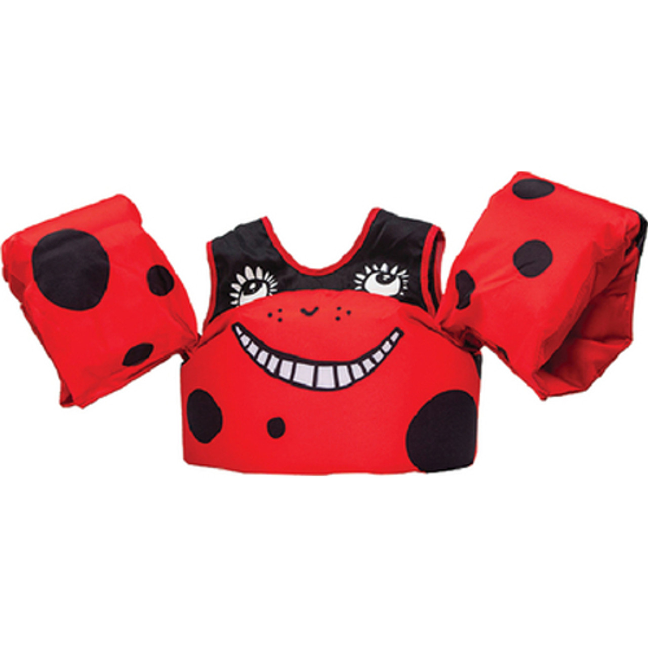 Body Glove Lady Bug Paddle Pals Child Type III PFD Safety & Life Vest for Boats