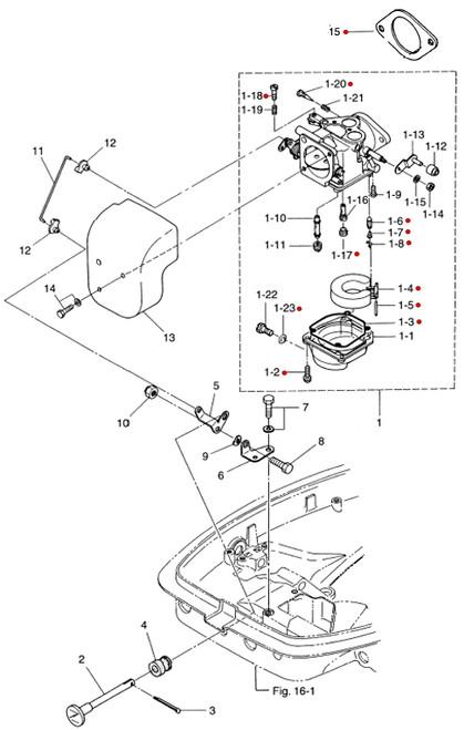 Outboard Ecu Wiring Diagram