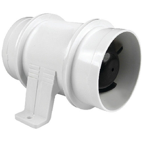 3 Inch Intake and Exhaust 170 CFM Ventilation Bilge Blower for Boats