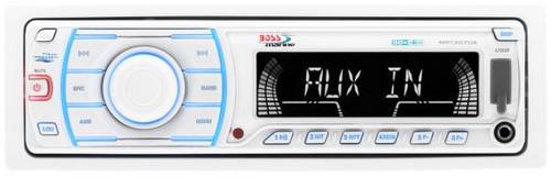 "Boss Marine In-Dash Digital Media AM / FM Marine Stereo Package with 6-1/2"" Speakers"