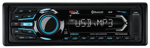 Boss Marine Bluetooth AM / FM / USB / SD / MP3 Mech-Less Marine Stereo Receiver