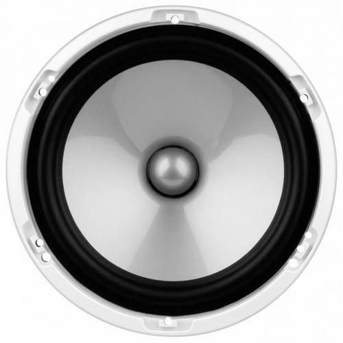 """Boss Marine Pair of 6-1/2"""" White 2-Way Marine Full Range 350 Watt Speakers"""
