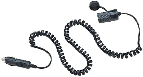 12 Volt Power Accessory Coiled Extension Cord for Boats