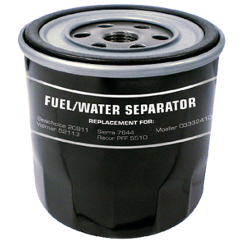28 Micron Water Separating Fuel Filter Canister for Boats