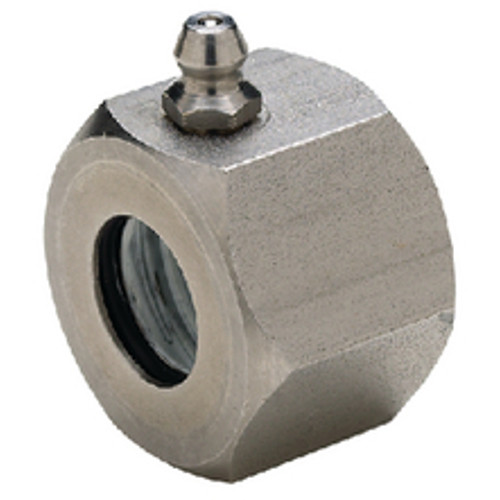 7/8 Inch Steering Guard Lube Fitting for Boats - Extends Steering Cable Life