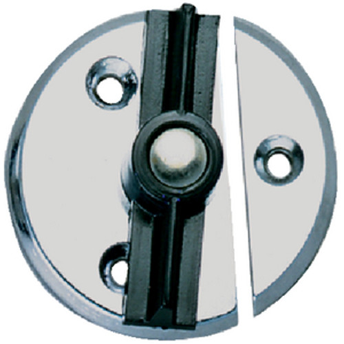 1-1//4 x 72 Inch Bright Annealed 304 Stainless Steel Continuous Hinge for Boats