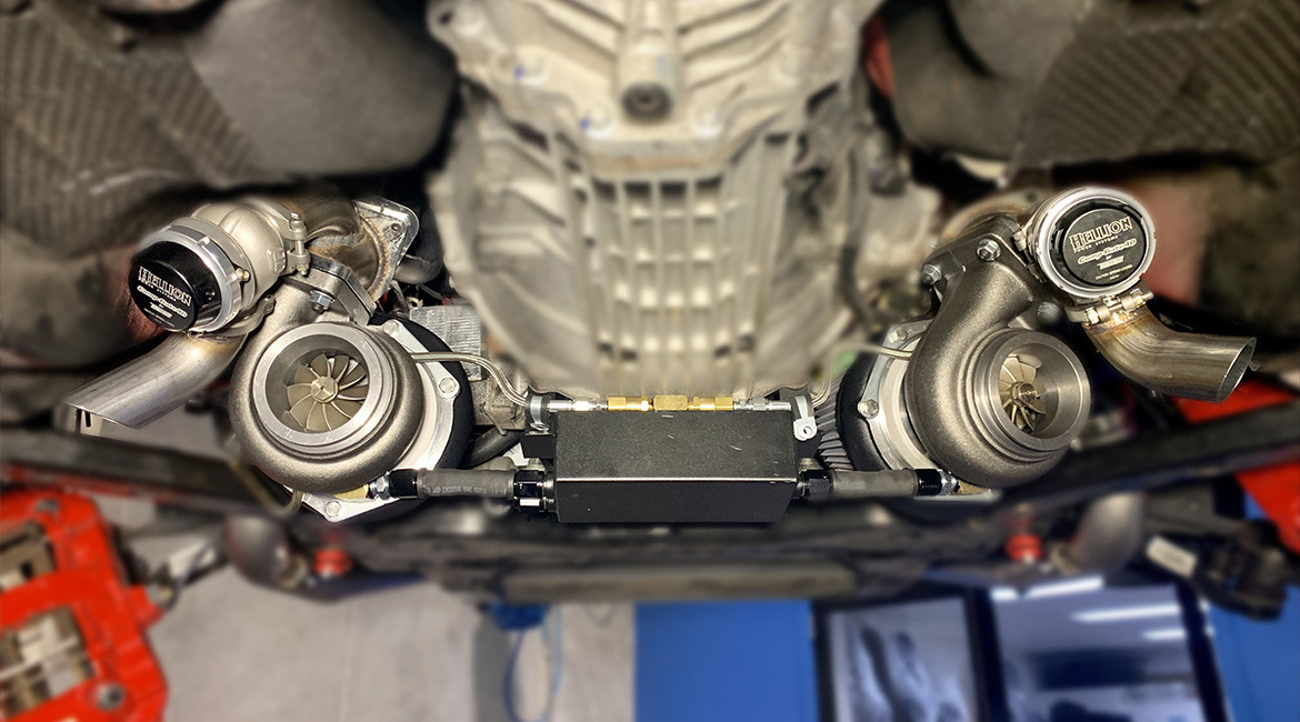 Herrod Performance to debut twin-turbo kit for Ford Mustang GT