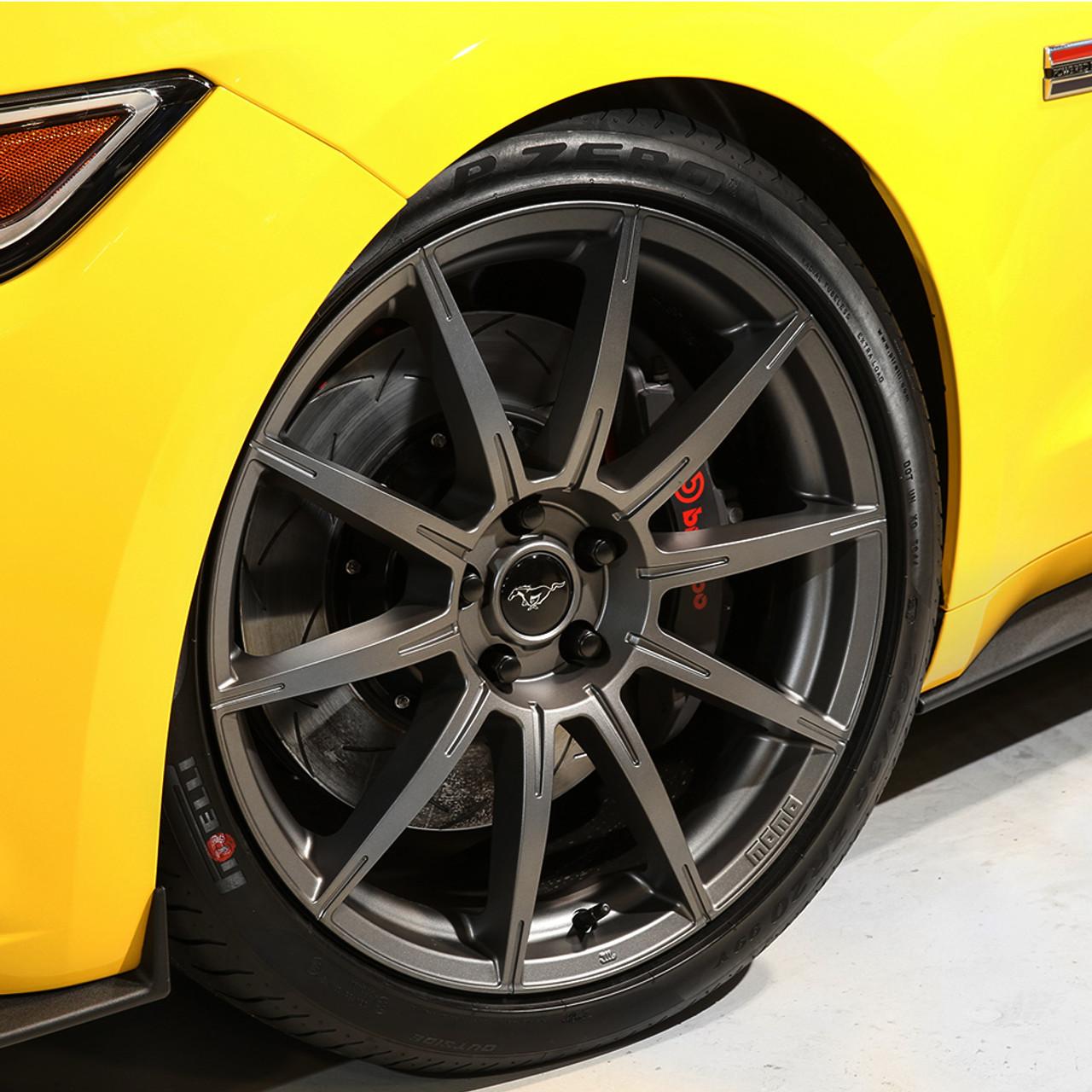 2015 Mustang Wheels >> 2015 2017 Mustang Herrod Momo Pony Wheels With Tyres