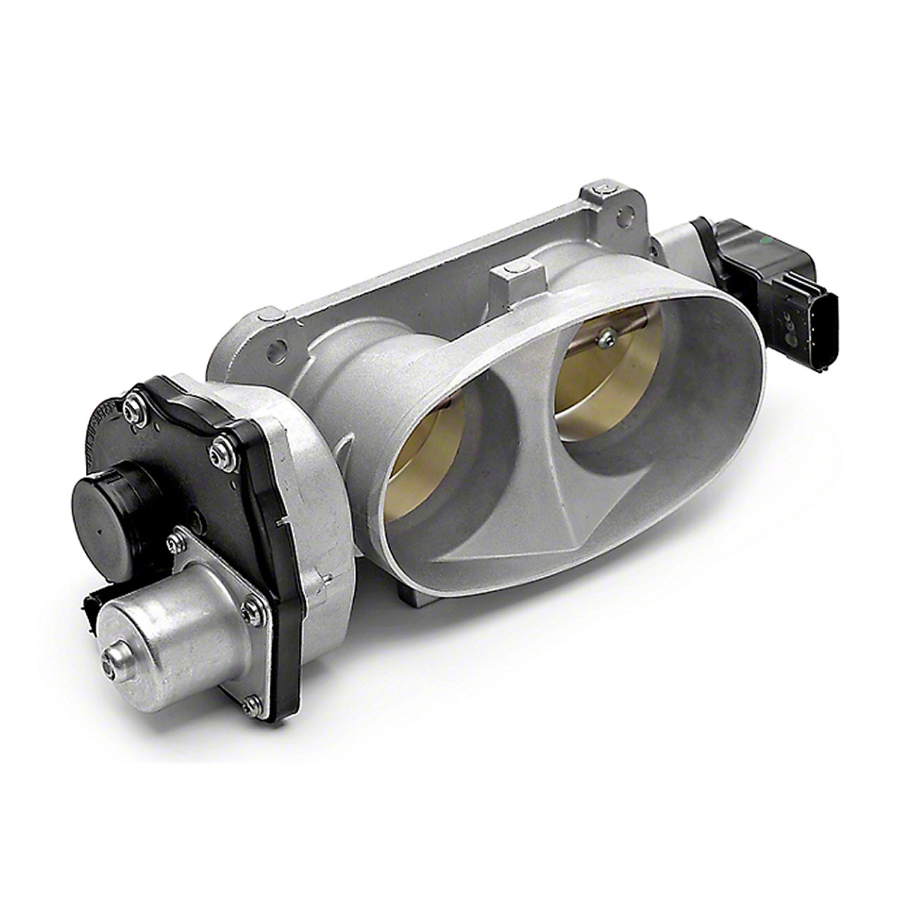 FORD PERFORMANCE RACING 87MM THROTTLE BODY for 2015-2017 MUSTANG 5.2L GT350