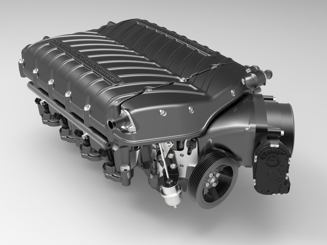 2018-2019 MUSTANG GT WHIPPLE SUPERCHARGER SYSTEM - Herrod
