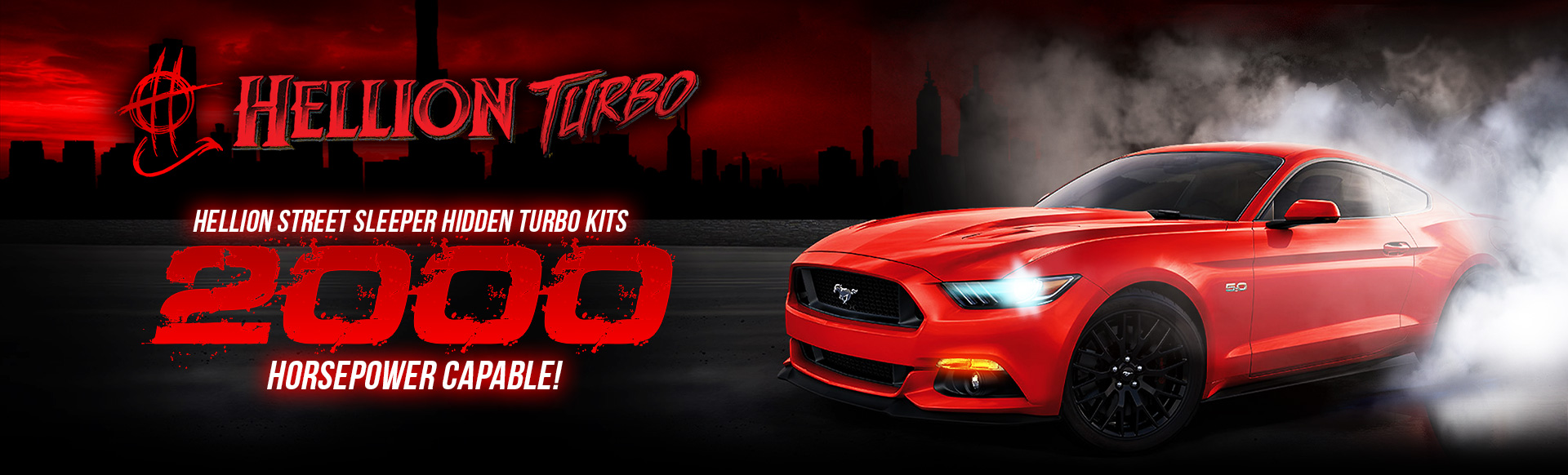 Herrod Performance - The Mustang Specialists In Australia