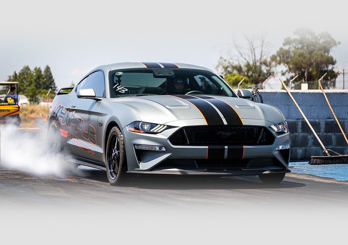 2018 Whipple Superchargers Mustang GT
