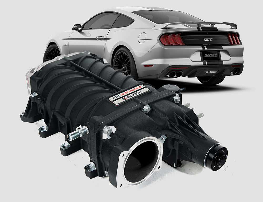2018 Mustang GT Ford Performance 2650 Supercharger