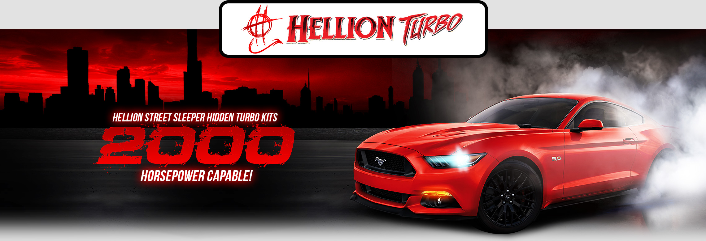Mustang Hellion Turbo Systems in Australia