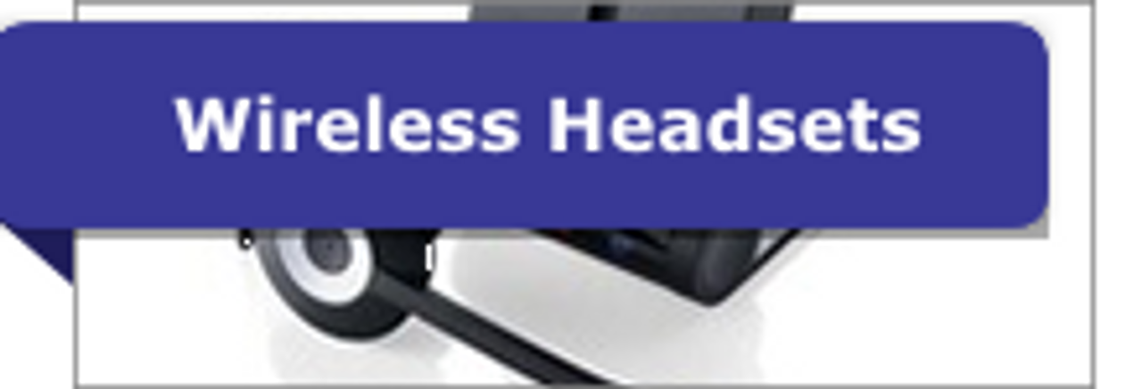 Cisco Wireless Headsets