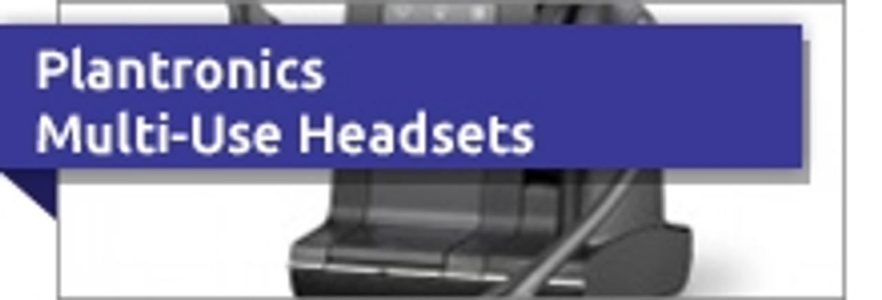 Plantronics Multi-Use Headsets