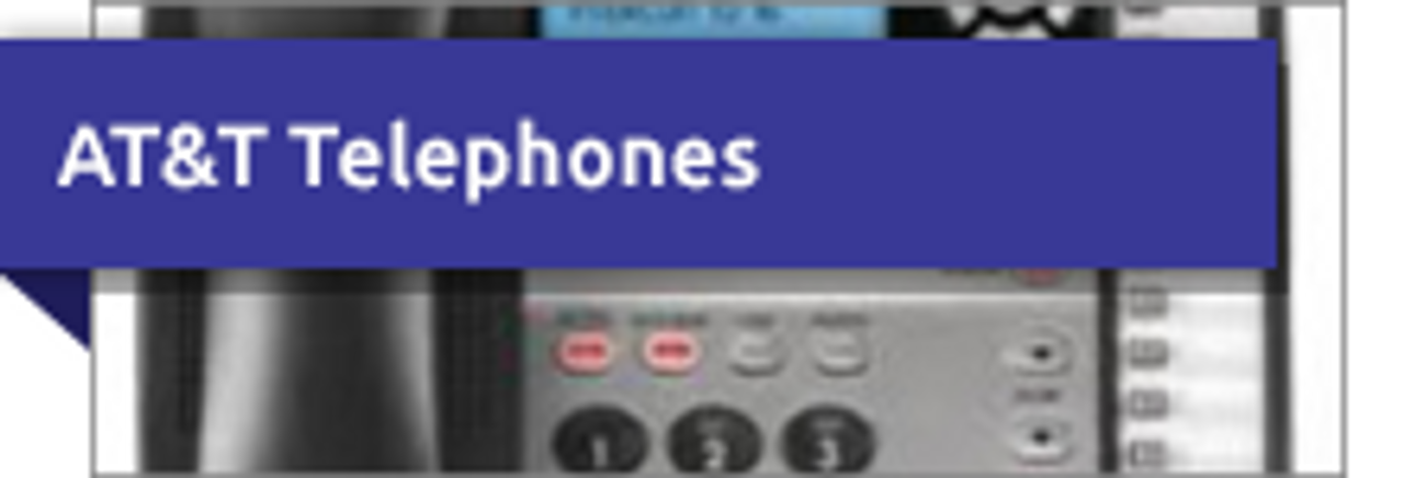AT&T Telephones