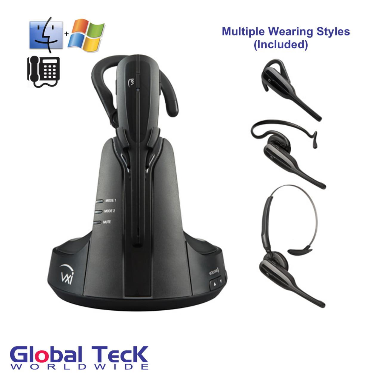 203940 VXi V200 Wireless Headset System