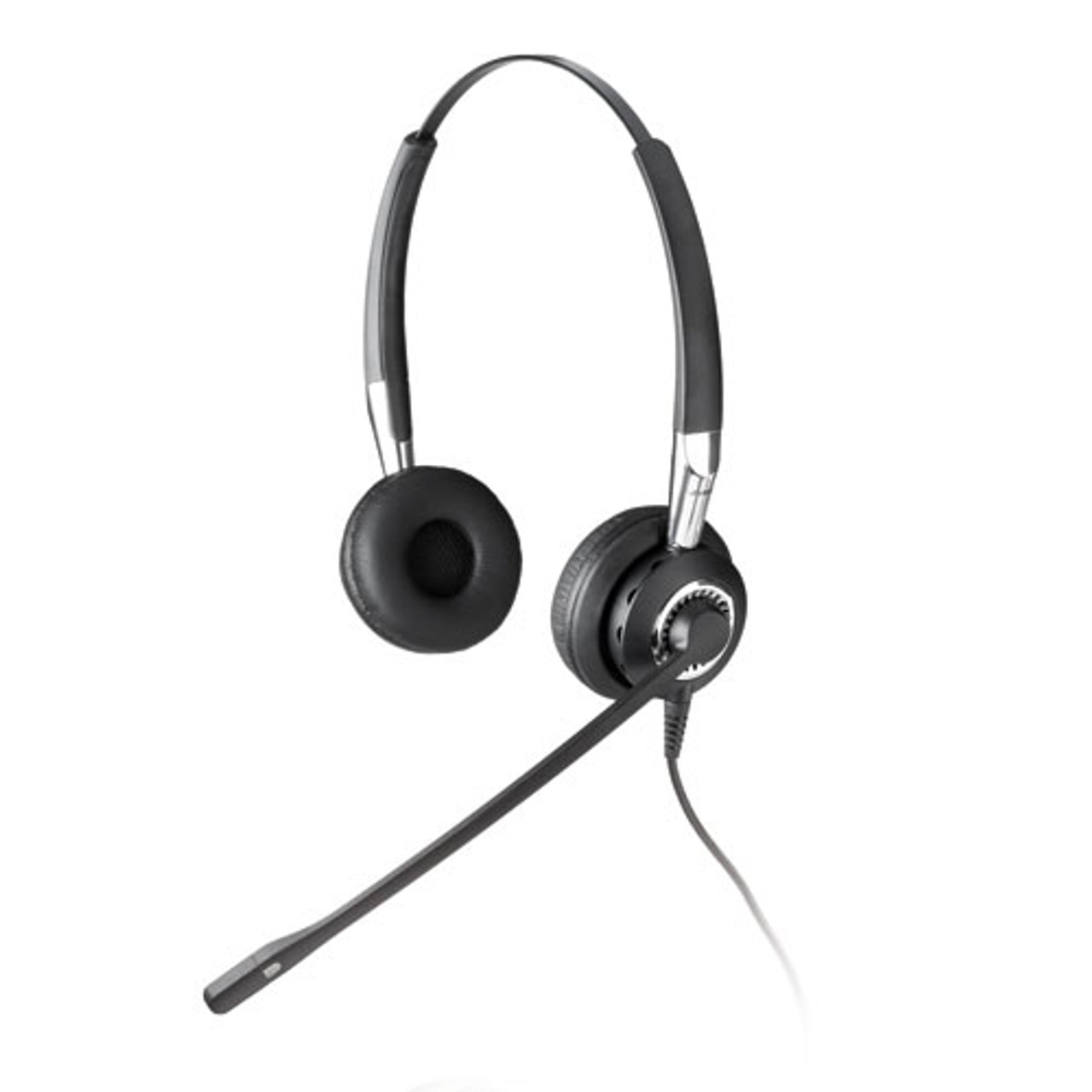Jabra Biz 2400 Stereo Headset With Usb Connector 2499 829 105