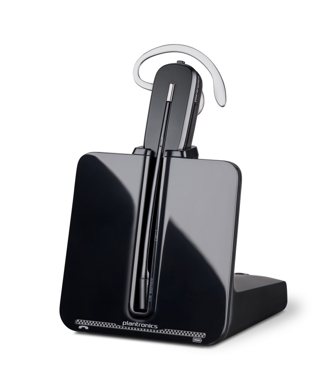 Cisco Compatible Plantronics Cs 540 Wireless Headset Convertible 84693 01 Cs540 Wireless 520 Dect Plantronics Wireless Cs540 Headset Use With Cisco 7900 Series
