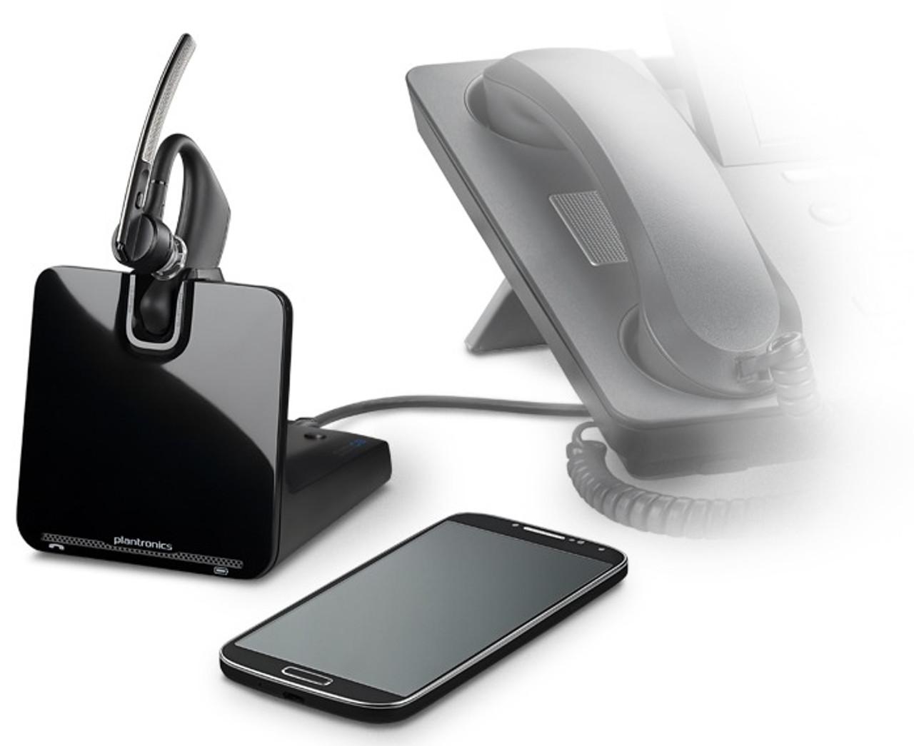 Plantronics Voyager Legend Cs Plantronics Bluetooth Wireless Headset 88863 01 Plantronics Dual Usage Smartphone Deskphone