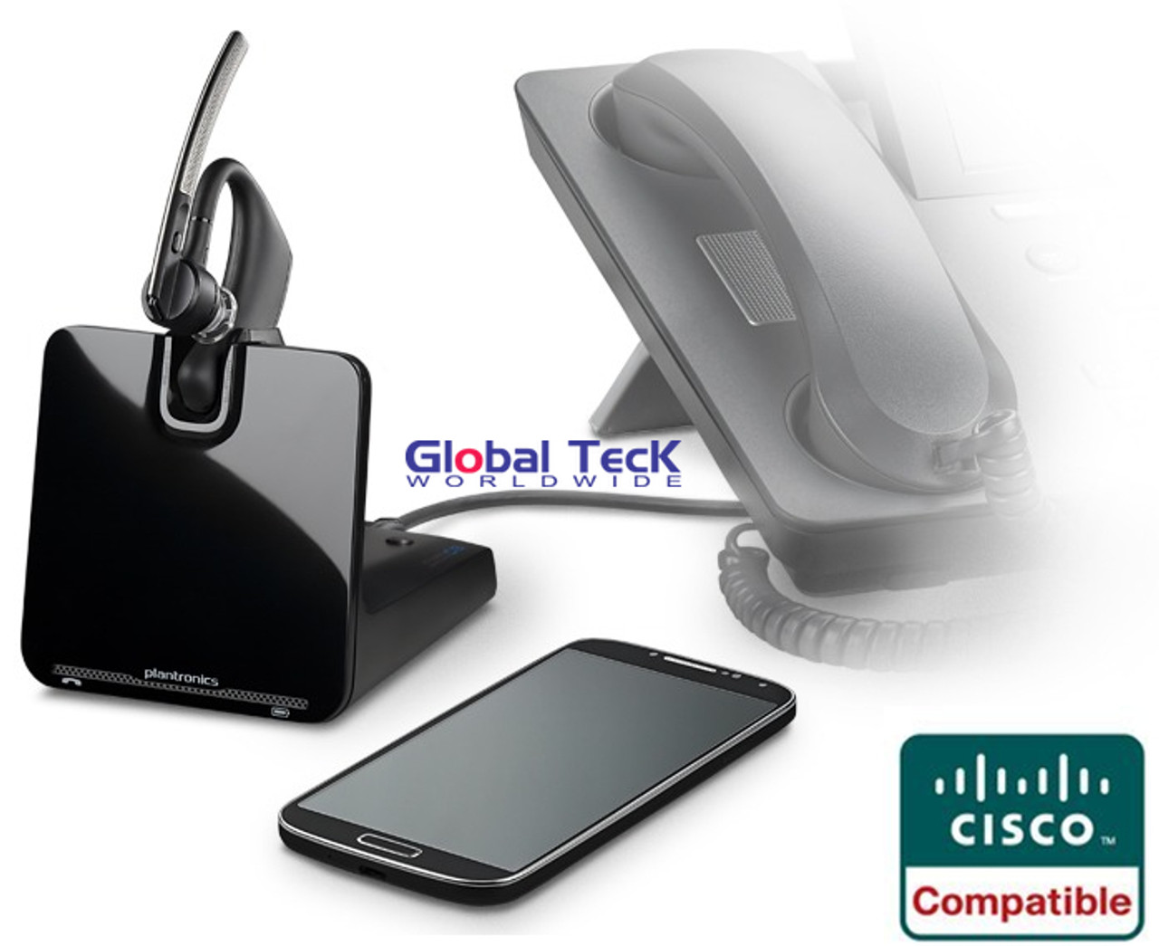 Cisco Compatible Plantronics Voyager Legend Cs Plantronics Bluetooth Wireless Headset 88863 01 Plantronics Dual Usage Wireless Headset For The Office