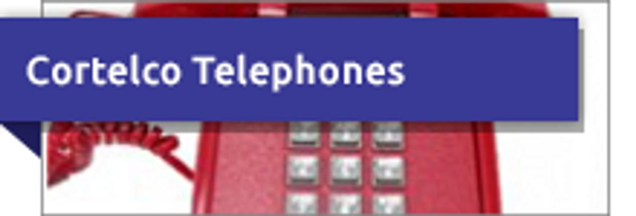 Cortelco 2500 Phones