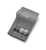 Plantronics M22 Headset Adapter | In-Line Headset controls - Mute, Volume, Microphone & Audio Enhancements| 43596-40
