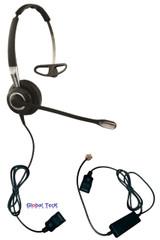 Jabra BIZ 2420-NCD Direct-Connect headset