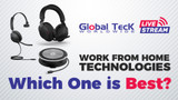 Work From Home Technologies - Bluetooth, Speaker Phones, Headsets Which One is Best?