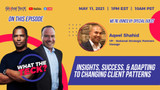 Success stories to inspire you with Aqeel Shahid of Vonage - What The Teck Ep. 30