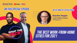 Best Cities And Towns for Remote Working in 2021 in U.S. and Canada,  What The Teck Ep. 29