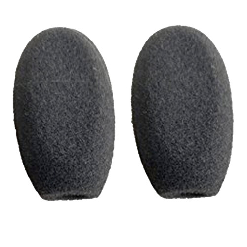 Foam Microphone Windscreens for Gaming and Telephone Headsets