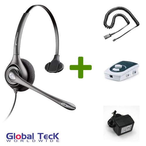 UA45 Bundle with Power Adapter and HW251N Mono Direct Connect Headset