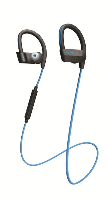 Jabra Sports Pace headphones-Blue