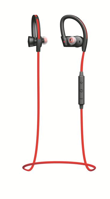 Jabra Sports Pace headphones - Red