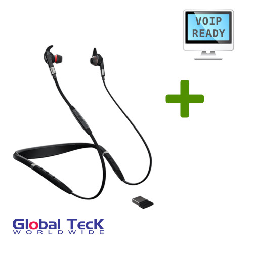 Jabra Evolve 75e Bluetooth Headset