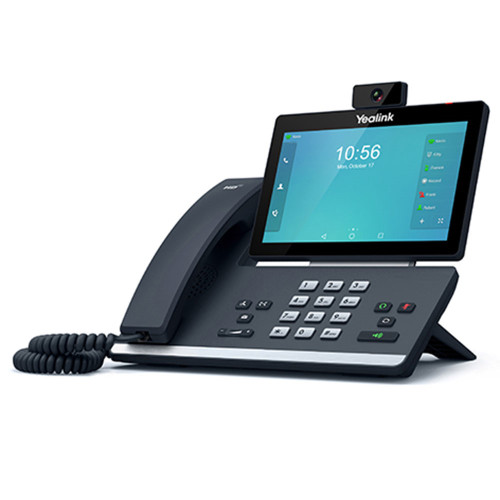 Yealink SIP-T58V Video Collaboration Phone - Without Power Supply